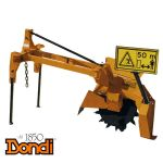 DONDI Bilateral Mono/Double Wheel Ditchers